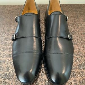 BRAND NEW Gucci Double Monk Strap Shoes